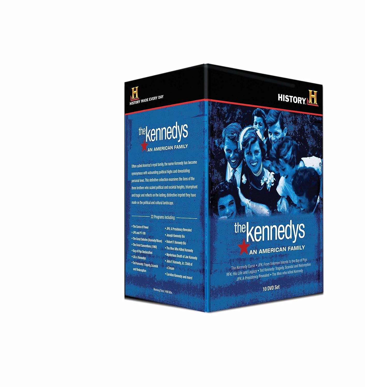 Amazon.com: The Kennedys: An American Family Megaset: John F ...
