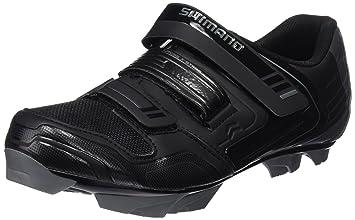 Zapatillas de ciclismo para bicicleta Shimano MTB SH-XC31W, n° 39, SPD, 3 cierres de velcro(ESHXC31G390W), color Negro, talla 41 EU: Amazon.es: Zapatos y ...