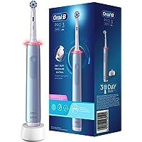 Oral-B PRO 3 3000 Sensitive Clean Elektrische tandenborstel/elektrische tandenborstel, met 3 poetsmodi en visuele 360…