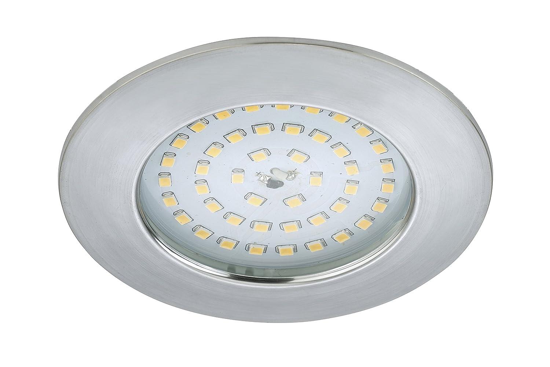 Briloner Leuchten 7206-019 LED Einbauleuchte, Einbaustrahler, LED ...