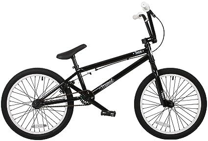 Amazon.com : Framed Team BMX Bike Black/White Sz 20in : Sports ...