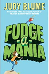 Fudge-a-Mania (Fudge series Book 4) Kindle Edition
