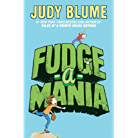 Fudge-a-Mania (Fudge series Book 4) (English Edition)