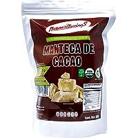 Manteca de Cacao Orgánica 500g