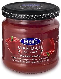 Hero - Maridaje Del Chef - Pimiento Asado - 215 g - [pack de 4