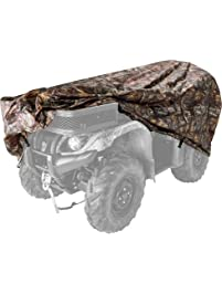 Camco Black Boar Extra Large ATV Cover - Jungle Camo, Protect Your ATV from Rain, Snow, Dirt and Damaging UV Rays