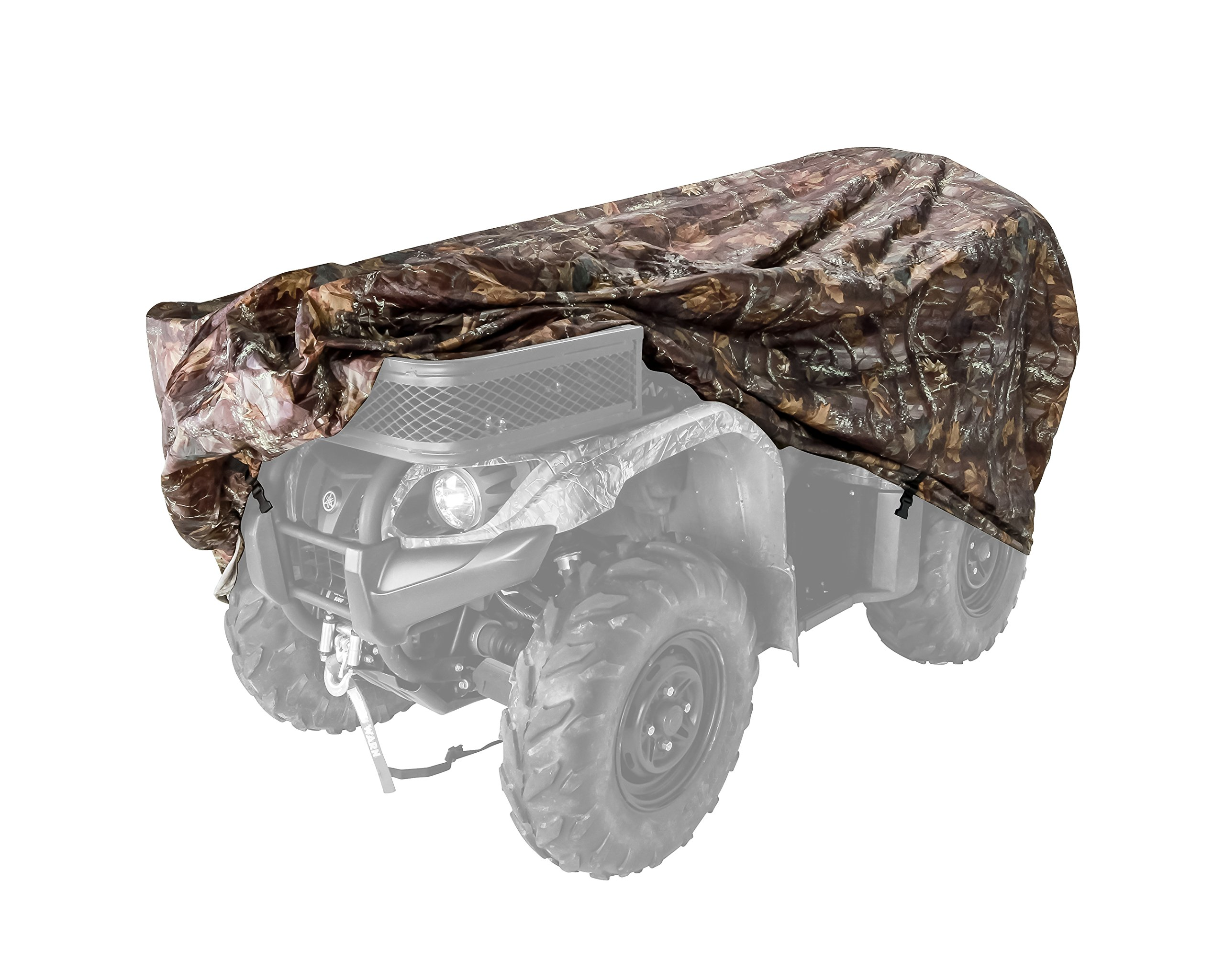 Black Boar Extra Large ATV Cover (450cc and Up) - Jungle Camo, Protect Your ATV from Rain, Snow, Dirt and Damaging UV Rays While in Storage (66021)