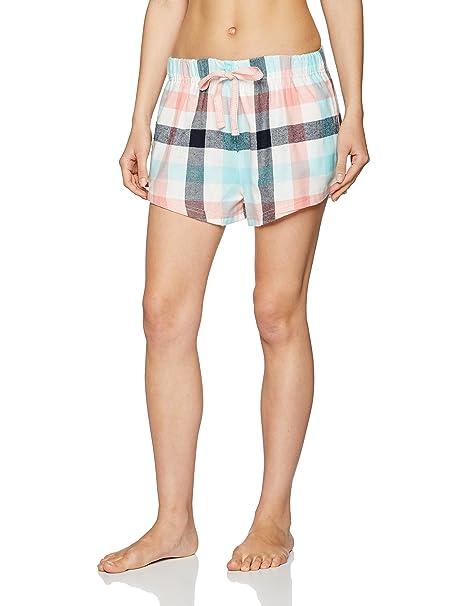 Dorothy Perkins Bunny Check, Pantalones de Pijama para Mujer, Rosa (Pink 30)
