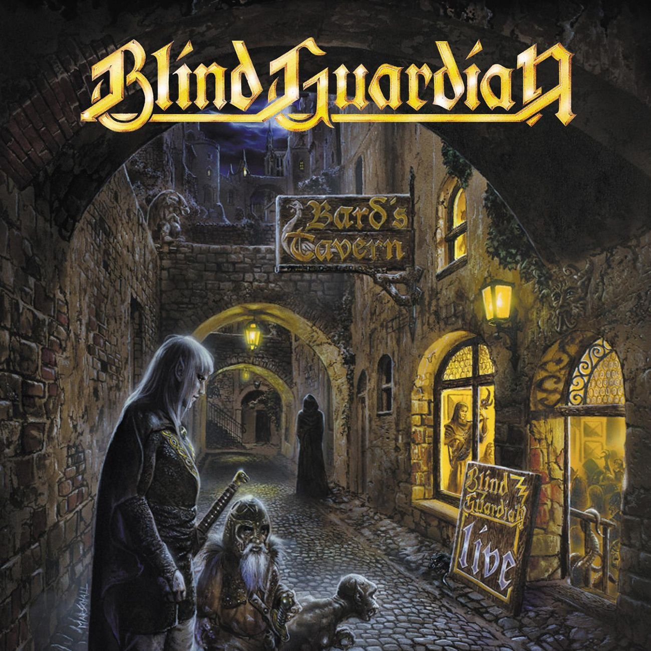 Live: Blind Guardian by EMI Import