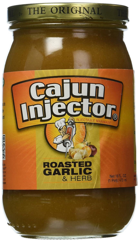 Cajun Injector Marinade - Roasted Garlic