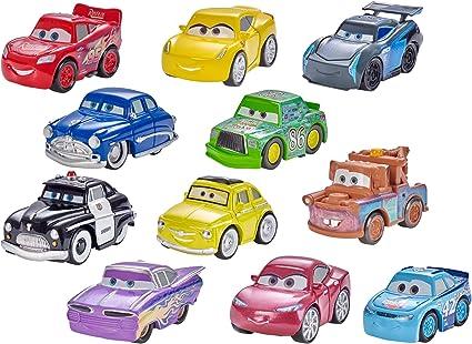 Cars 3 Macchinine da Corsa in Formato Mini dei Personaggi