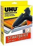 UHU 48355 Klebepistole Hot Melt Starter Kit