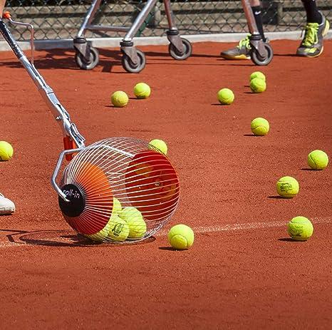 Kollectaball Max - Recogepelotas tenis   60 Pelotas: Amazon.es ...