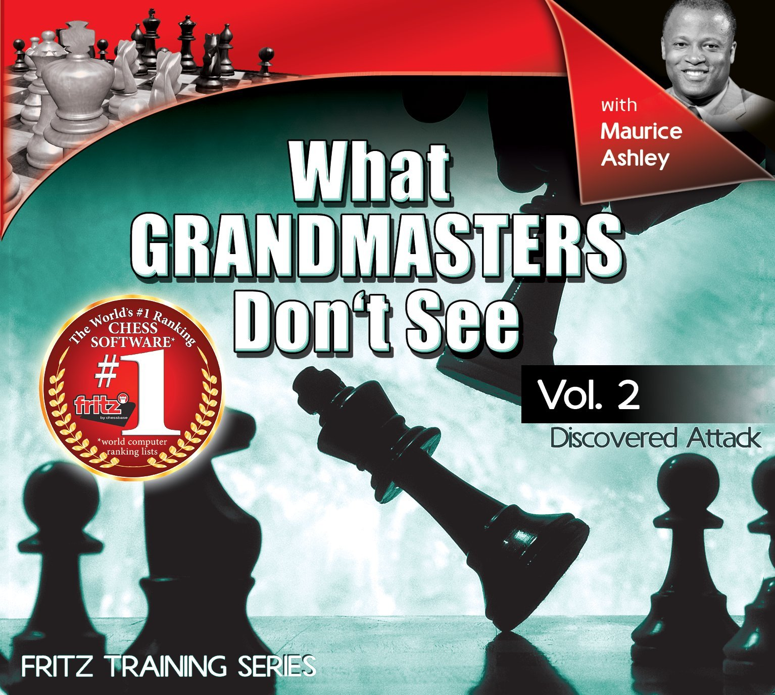 Amazon com: What Grandmasters Don't See - Volume 2: Discovered