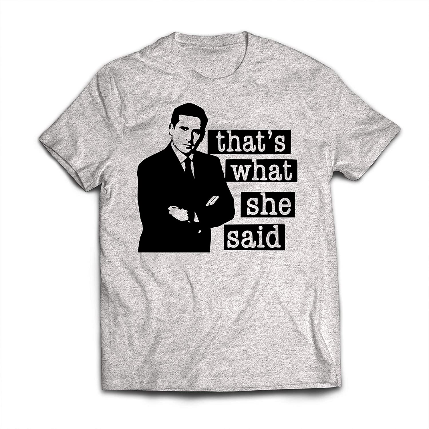 Thats What She Said T Shirt, Michael Scott Shirt, The Office Tshirts, Funny Tshirt