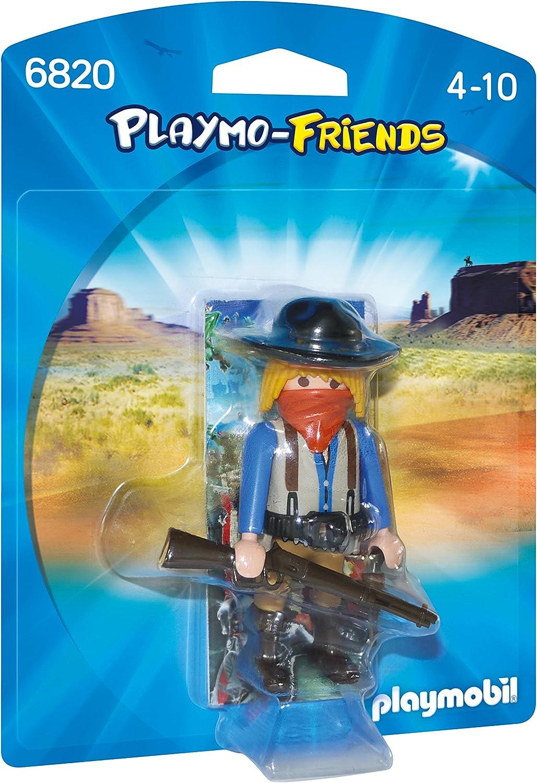 PLAYMOBIL - Bandido (68200): Amazon.es: Juguetes y juegos