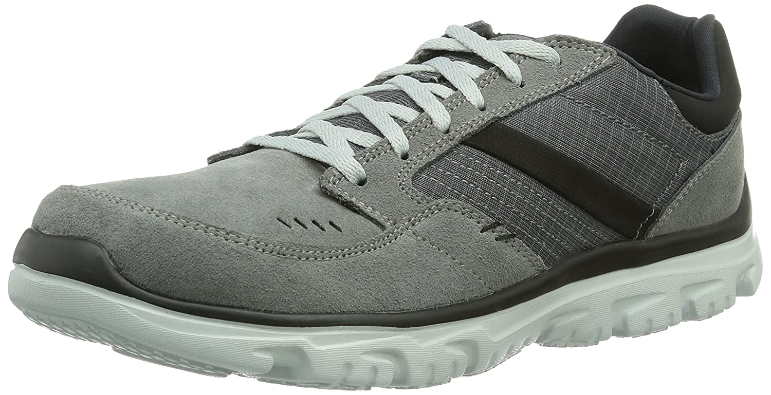 502d2a0854405 Skechers L-fit Comfort Life, Men's Low-Top: Amazon.co.uk: Shoes & Bags