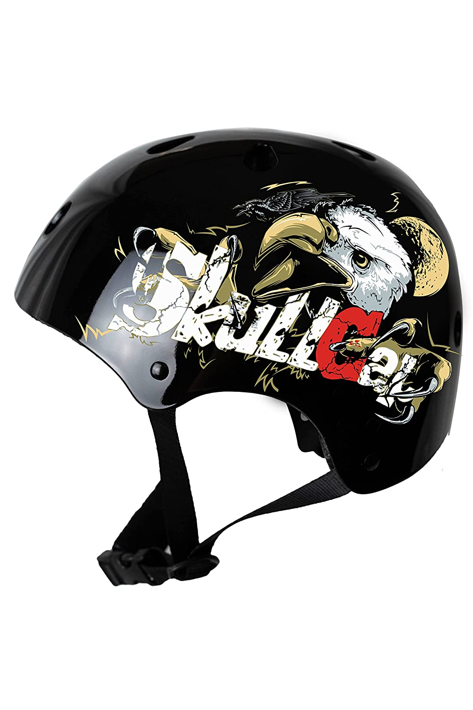 Skullcap® Casco BMX - Casco Skate - Casco Bici 03-01-P