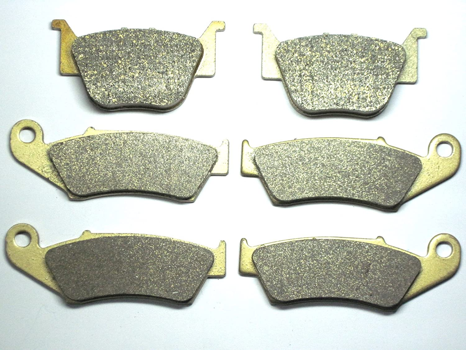Front Rear Brake Pads For Honda TRX 450 R 2004 2005 2006 2007 2008 2009 Brakes