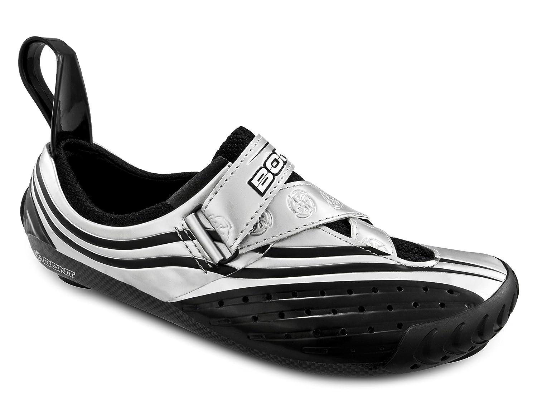 Bont Sub 9 Triatlón Zapatillas de Ciclismo Plata Talla 39: Amazon ...