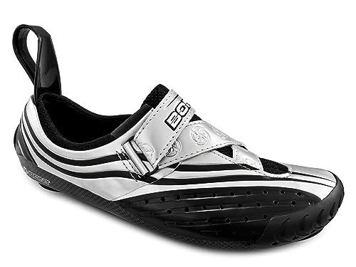 Bont Sub 9 Triatlón Zapatillas de Ciclismo Plata Talla 36: Amazon.es: Zapatos y complementos