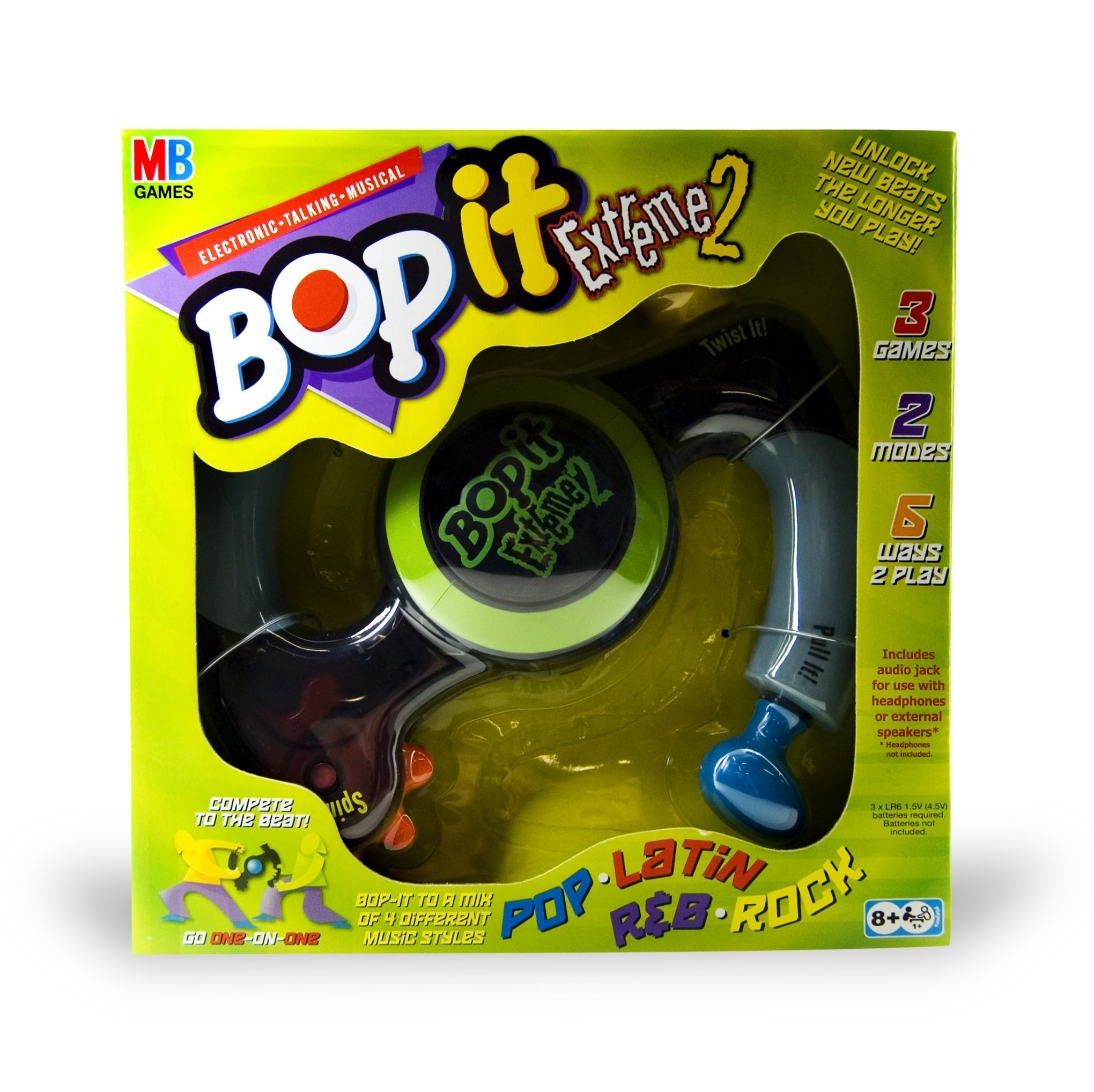 Bop It Extreme 2