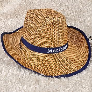 WDBS Vaquero estilo paja verano sol estrella sombrero vaquero sombrero de  los niños  1b20ebcfc3c