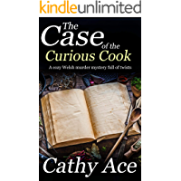 THE CASE OF THE CURIOUS COOK a cozy Welsh murder mystery full of twists (WISE Enquiries Agency Mysteries Book 3)