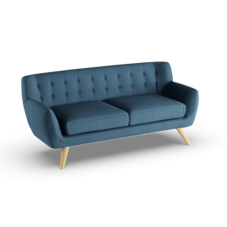 Amazon.com: Sofá moderno, diseño de mariposa de mediados de ...