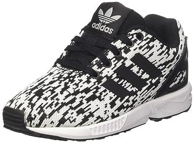 ce7973a52bf4b adidas Unisex Kids  Zx Flux C Gymnastics Shoes  Amazon.co.uk  Shoes ...