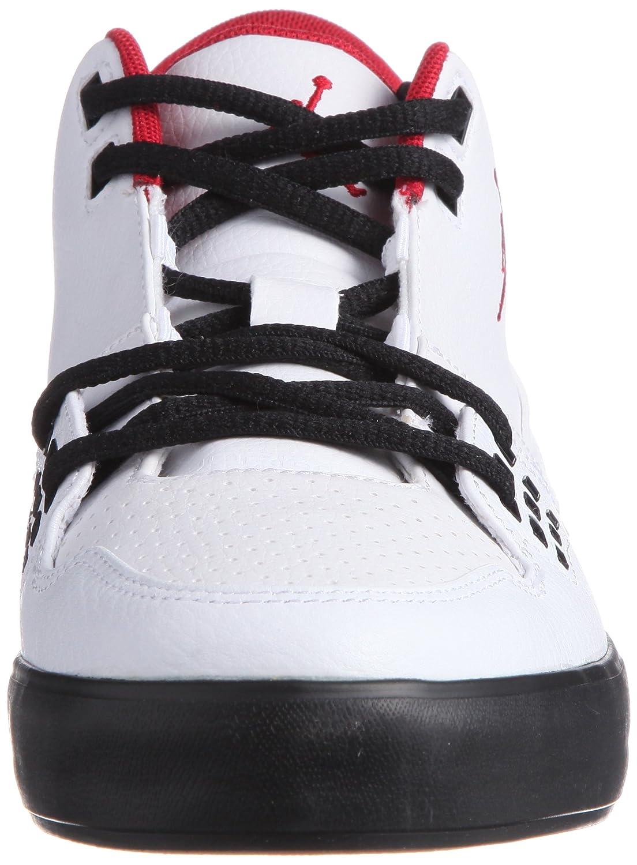 Air Jordan Flight 23 White Gym Red-Black 12 D US