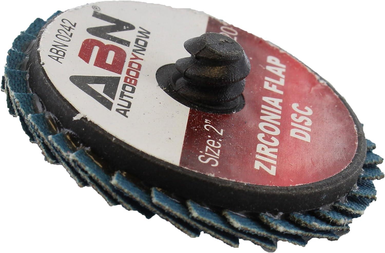 5 OD Depressed 80//80 Grit 5//8-11 Arbor Taipan Abrasives TP-5864 Zirconia Platinum Twin Flap Disc