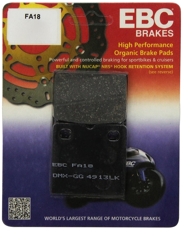 EBC Brakes FA18 Disc Brake Pad Set