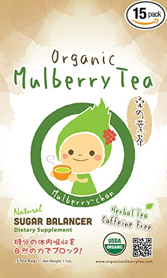 Organic Mulberry Tea