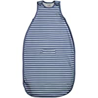 Baby Sleeping Bag from Woolino - 4 Season - Merino Wool - 2 Months - 2 Years - Navy Blue