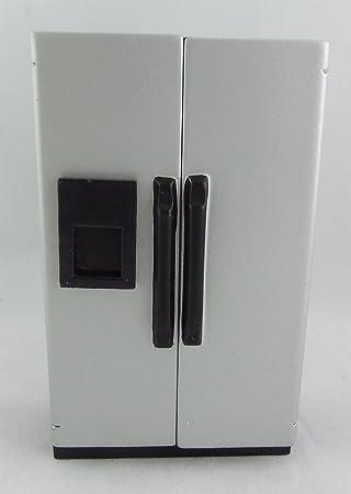 Puppenhaus Miniatur 1:12 Maßstab Kühlschrank Küchen Möbel