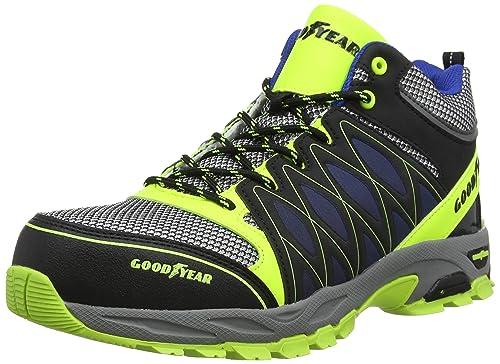 Goodyear gybt1533 _ Multi S1P SRA botas de seguridad, multicolor, talla 41