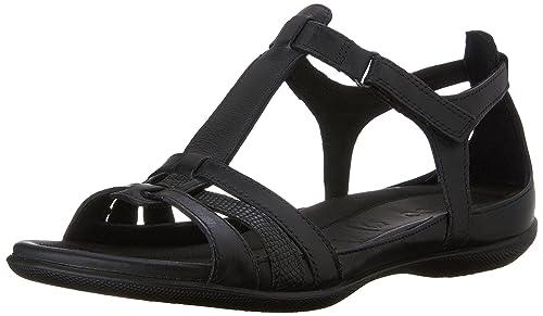 c28b7e28f Eccoecco Flash - Sandalia con Pulsera Mujer  Amazon.es  Zapatos y  complementos