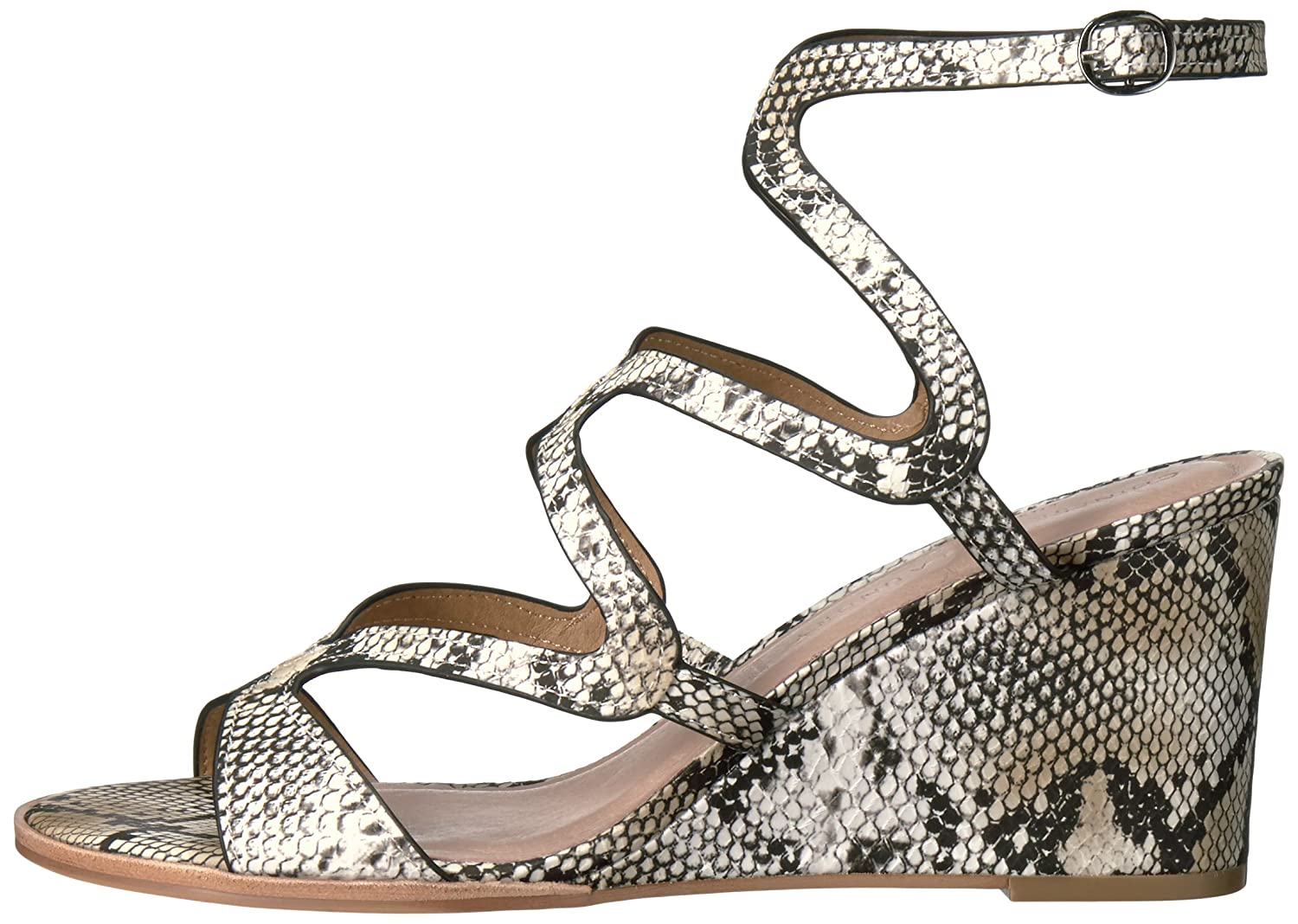 Chinese Laundry Frauen Frauen Laundry Platform Sandalen Natural Multi Snake a79cee