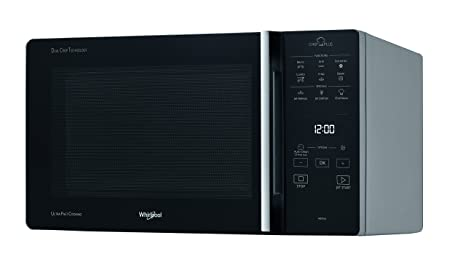 Whirlpool MCP 349 SL Forno a Microonde, 25 Litri, Argento: Amazon.it ...