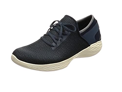 7c4ca8baf5a Skechers Femme Chaussures Basses You-Inspire Sneakers - Gris - Gris
