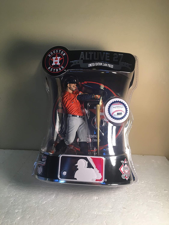 2019 Jose Altuve Houston Astros Imports Dragon Figure