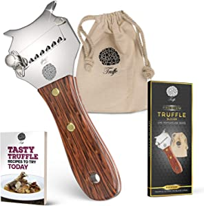 Truffle Slicer with Premium Rosewood truffle