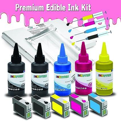 INKUTEN Premium Kit para pgi-270 Cartucho de Tinta ...