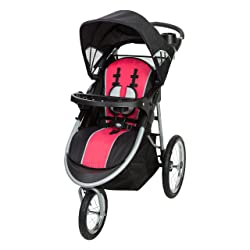 Baby Trend Pathway 35 Jogger Stroller Optic Pink