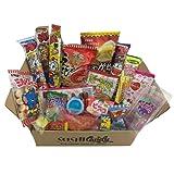 20 Dulces japoneses DAGASHI JUNIO set regalo para los niños caramelo bocadillo