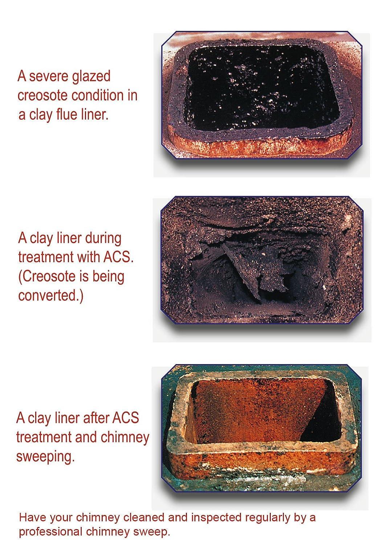 amazon com liquid creosote remover anti creo soot 1 gallon