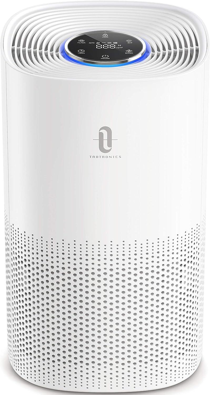 TaoTronics CADR 250 m³/h Air Purifier $92.6 Coupon