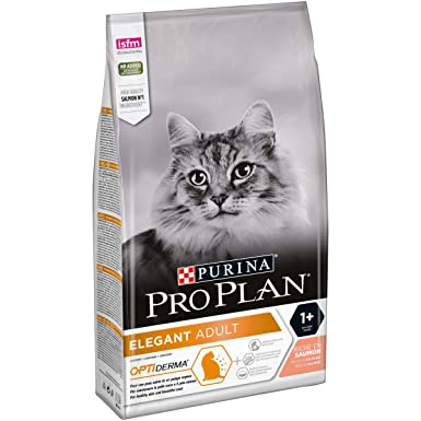 Purina ProPlan Derma pienso para Gato Adulto Salmón 6 x 1,5 ...