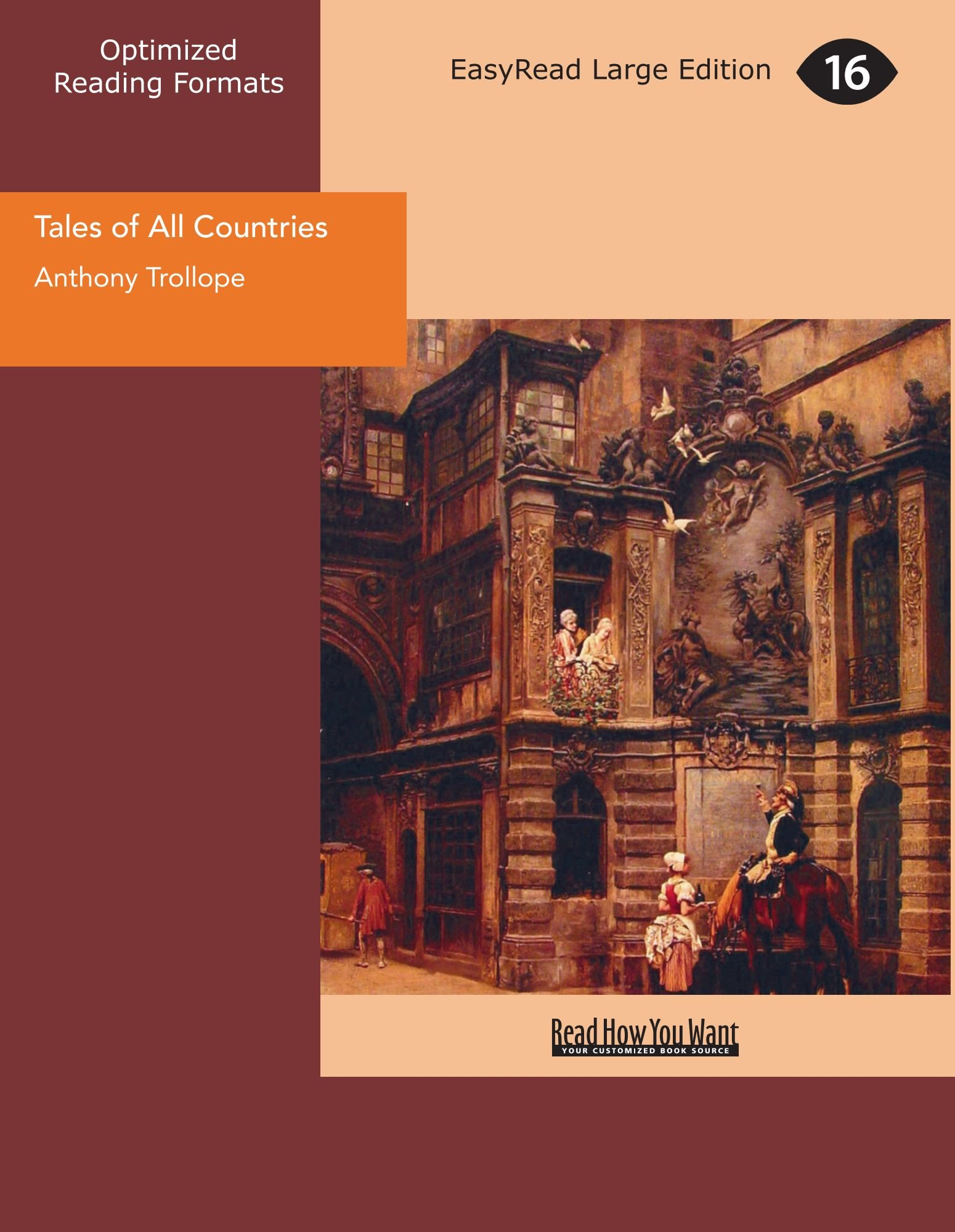 Tales of All Countries PDF